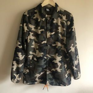 5th Ryder Camo Jacket